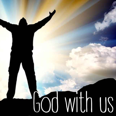 God with us in the wilderness