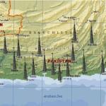 Wind Energy Map of Balochistan