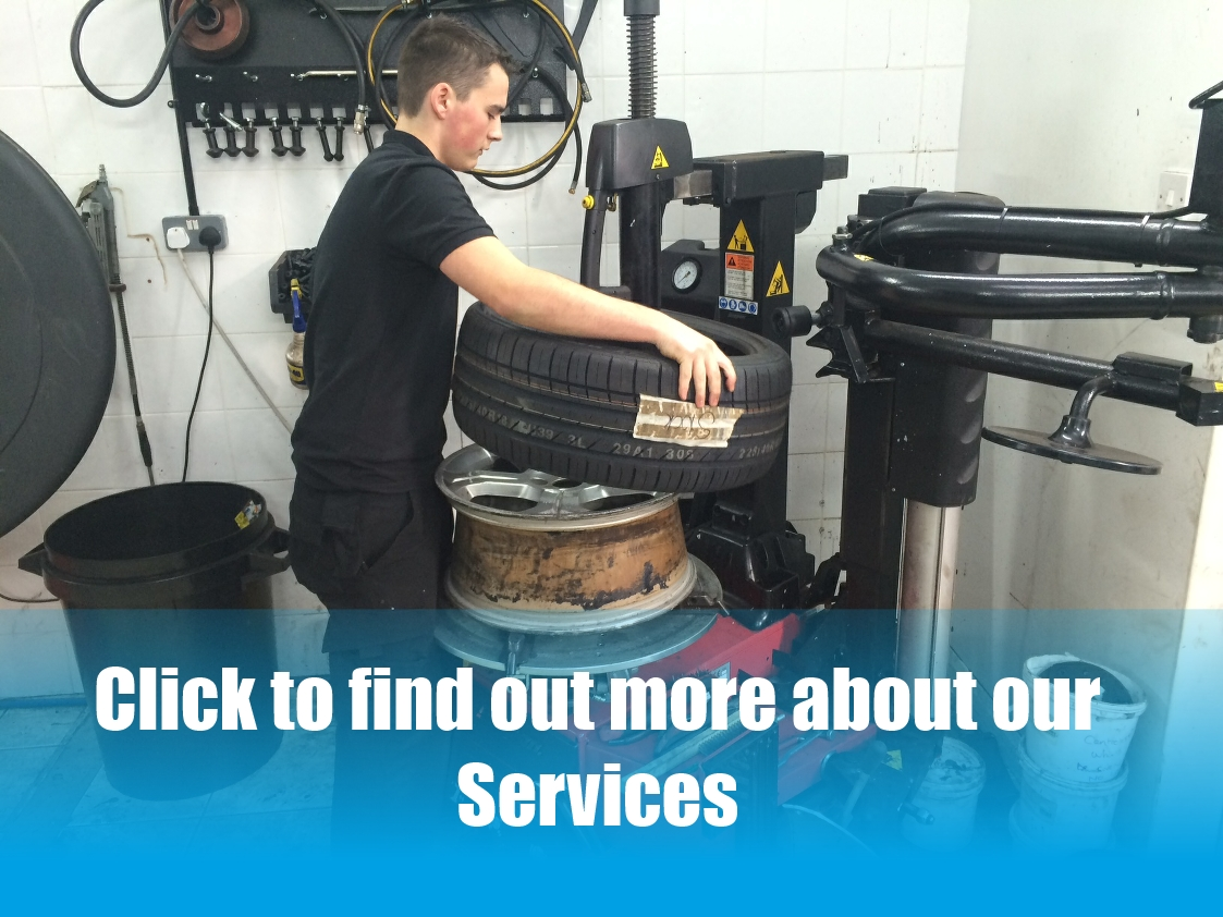 Find out more about our services