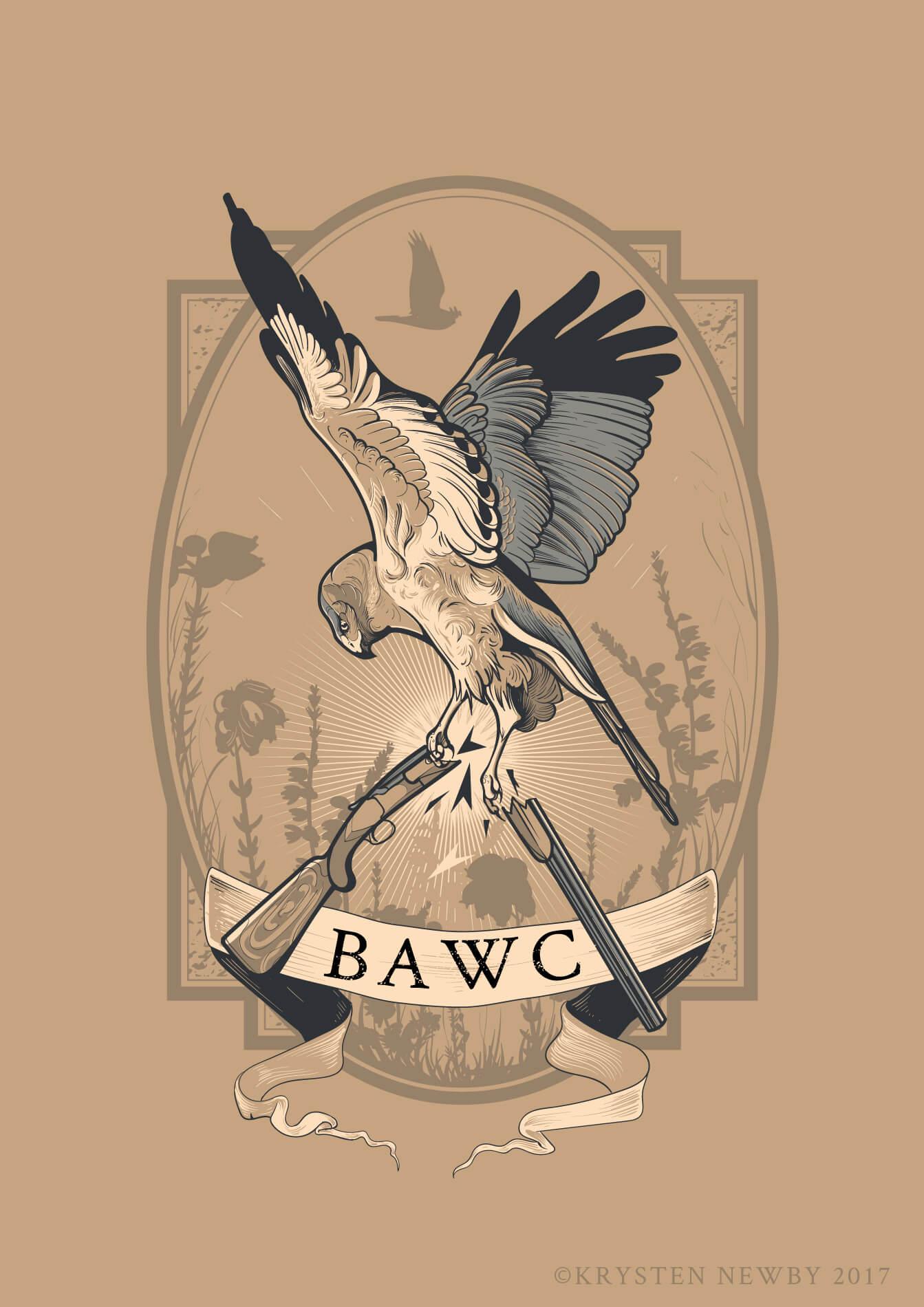 Ban Grouse Shooting - Hen Harrier Art