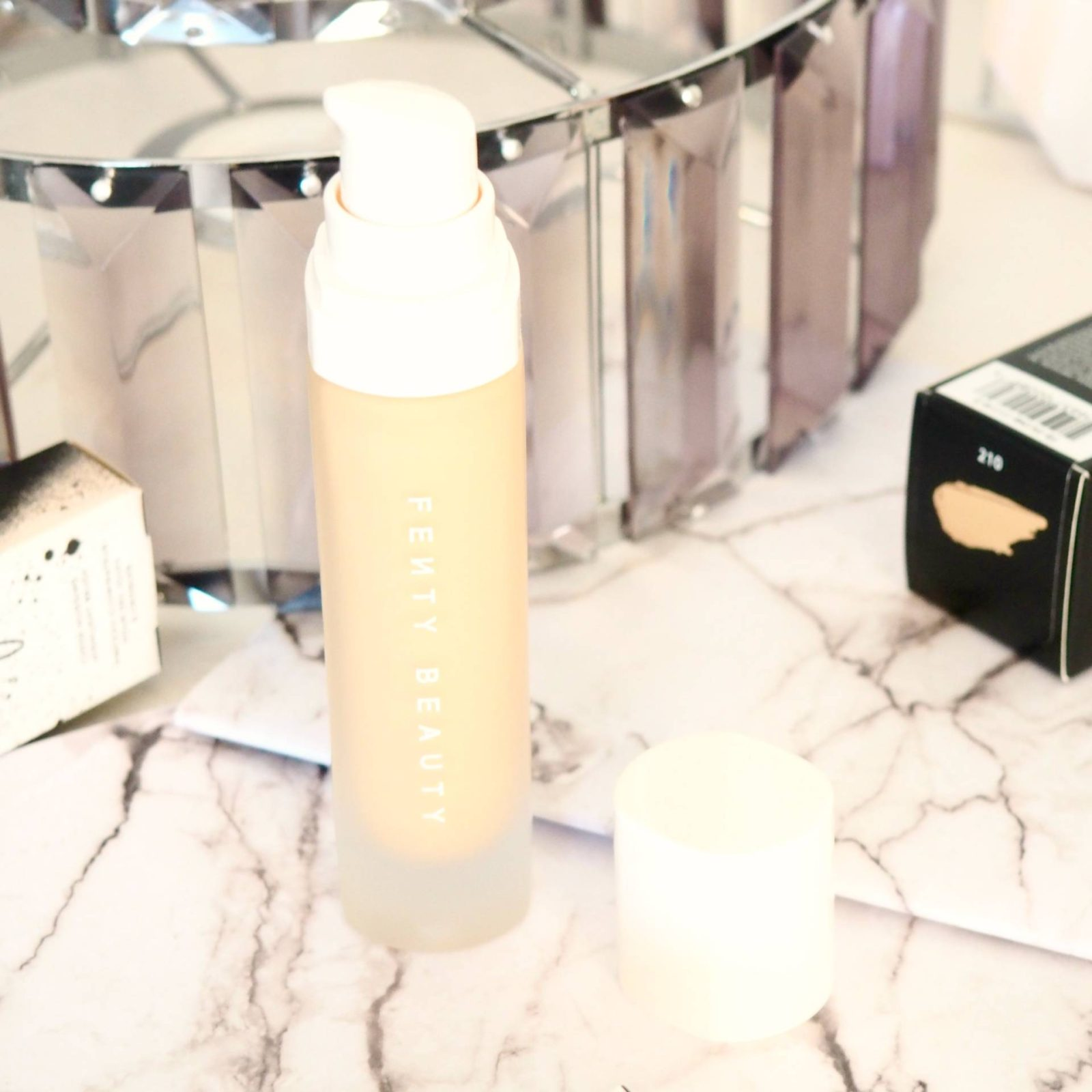 Fenty Beauty Pro Filt'r Foundation Review and Swatches
