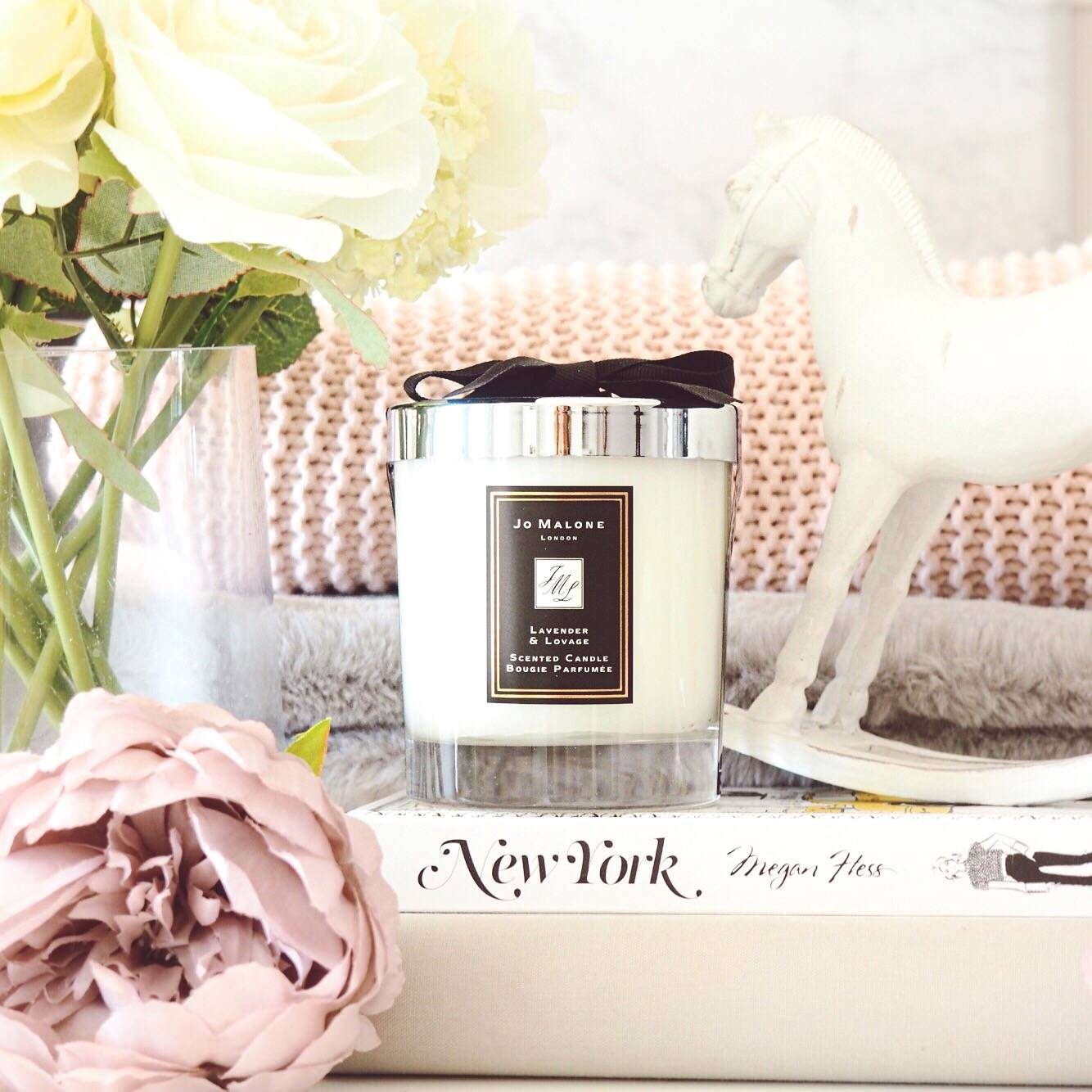Jo Malone Lavender and Lovage Review