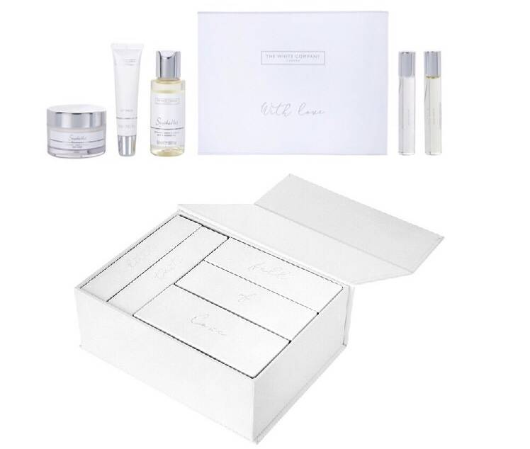 The White Company Little Luxuries Gift Set
