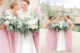 Bridesmaids at Cotswolds Wedding Hyde House
