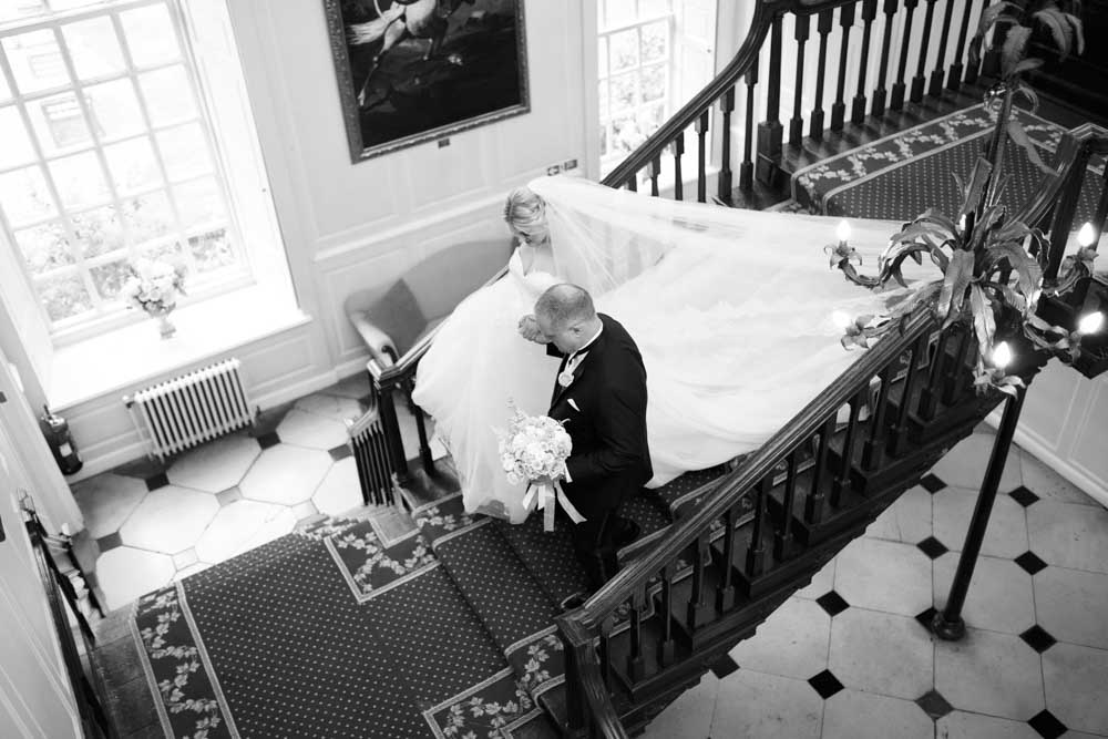 Gosfield Hall Wedding Photography