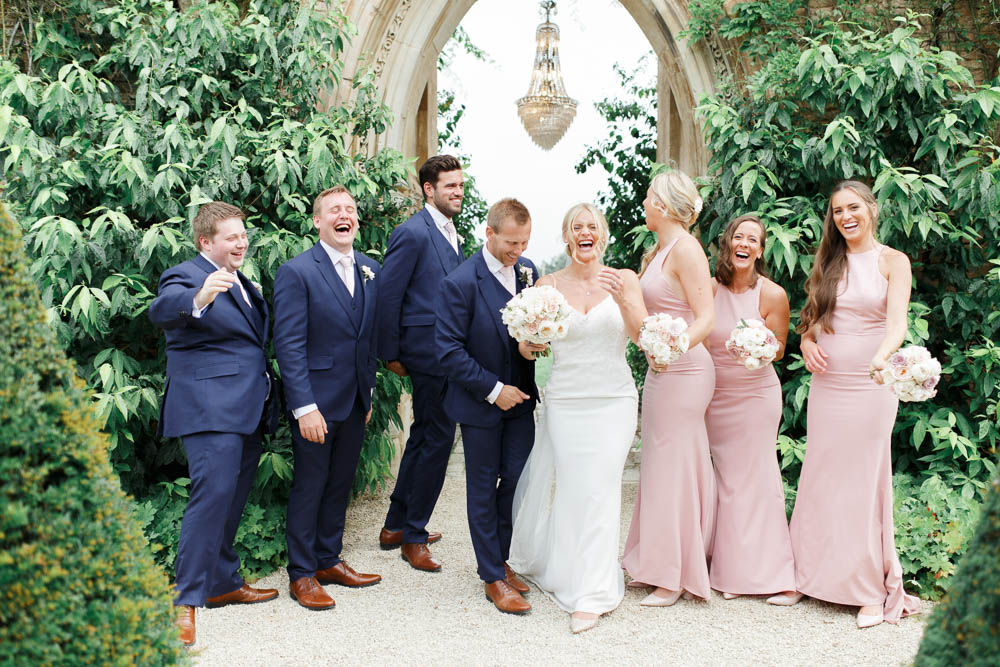 Lost Orangery Wedding Photography