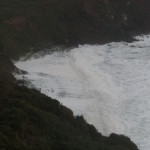 Surf on West Dale beach