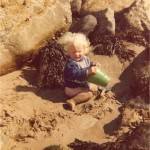 Baby Jo at Lindsway Bay