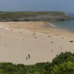 Broad Haven, South Pembrokeshire