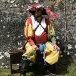 Elizabethan archer