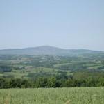 Foel Cwm Cerwyn – the highest point in Pembrokeshire