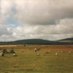 Gorse Fawr Bronze Age stone circle