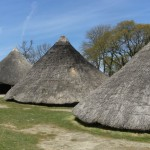 Iron age palaces at Castell Henllys