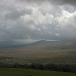 The north side of the Preseli Mountains