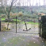 the new gates