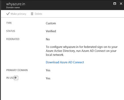 O365 with ADFS   Why Azure?