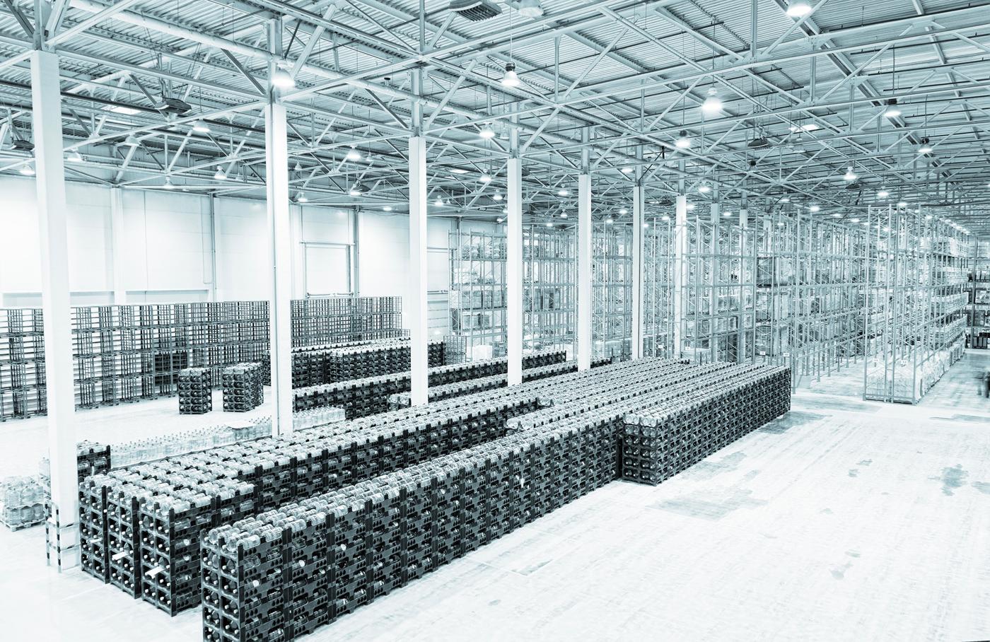 Big Boxes Warehouse Metal Slider Image