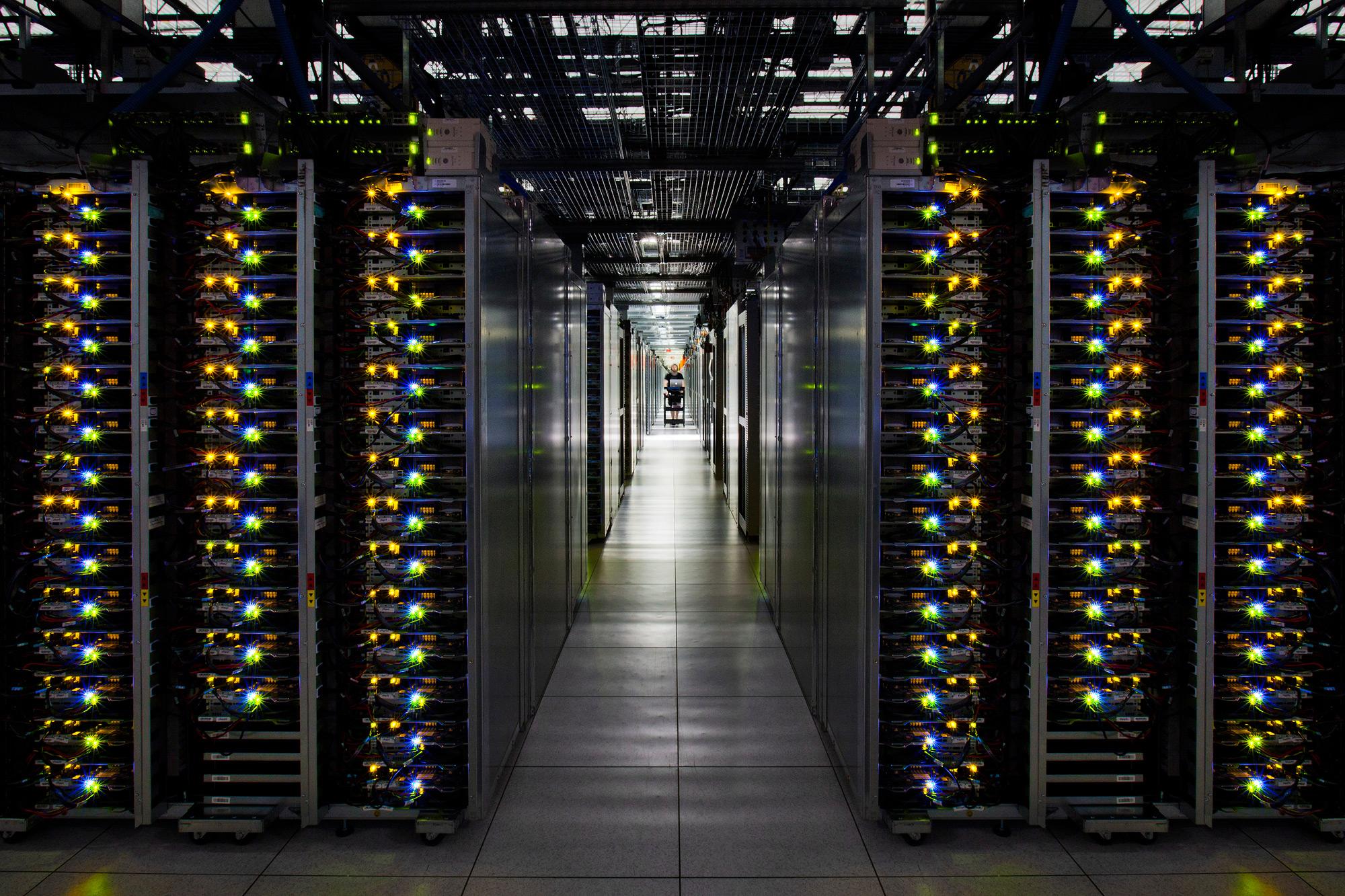 Data Centre 2 Picture