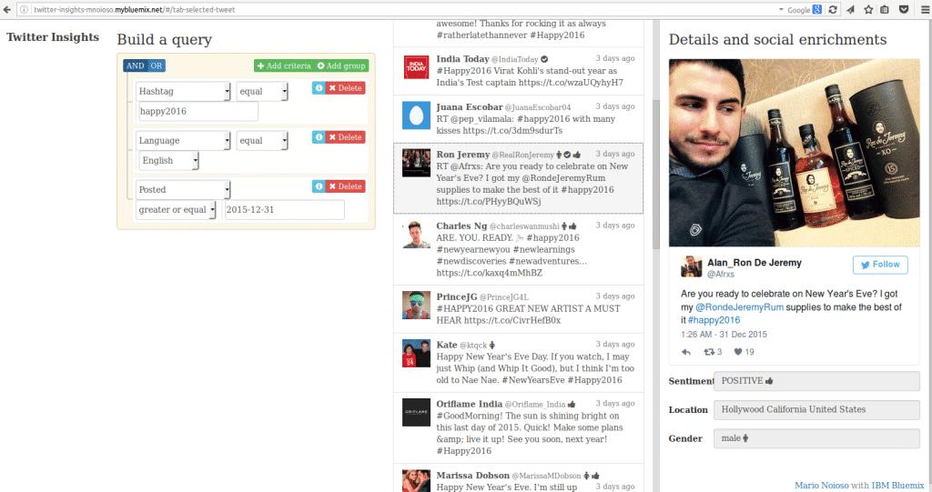 Twitter Insights