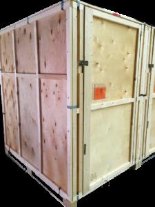 5x7x8 ft self storage unit