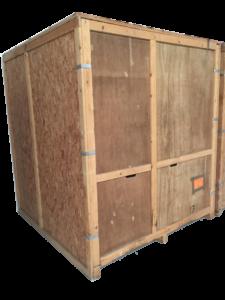 7x7x8 storage unit