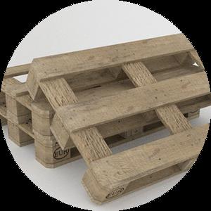 pallet for storage
