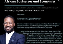 Covid19 African Business & Economies
