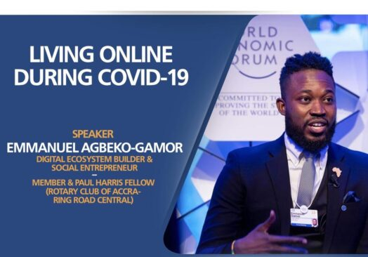 Rotary: Living Online During COVID19
