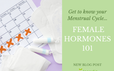 Get to Know your Menstrual Cycle: Female Hormones 101