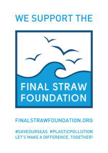 Final Straw Foundation Supporters Poster