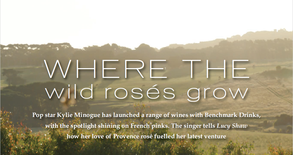 Where the wild rosés grow