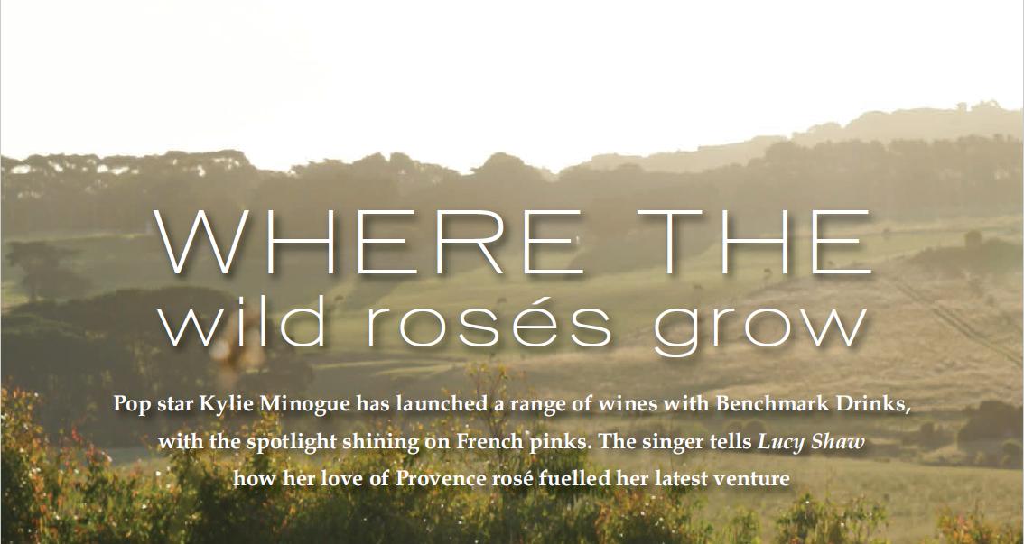 Where the wild rosés grow