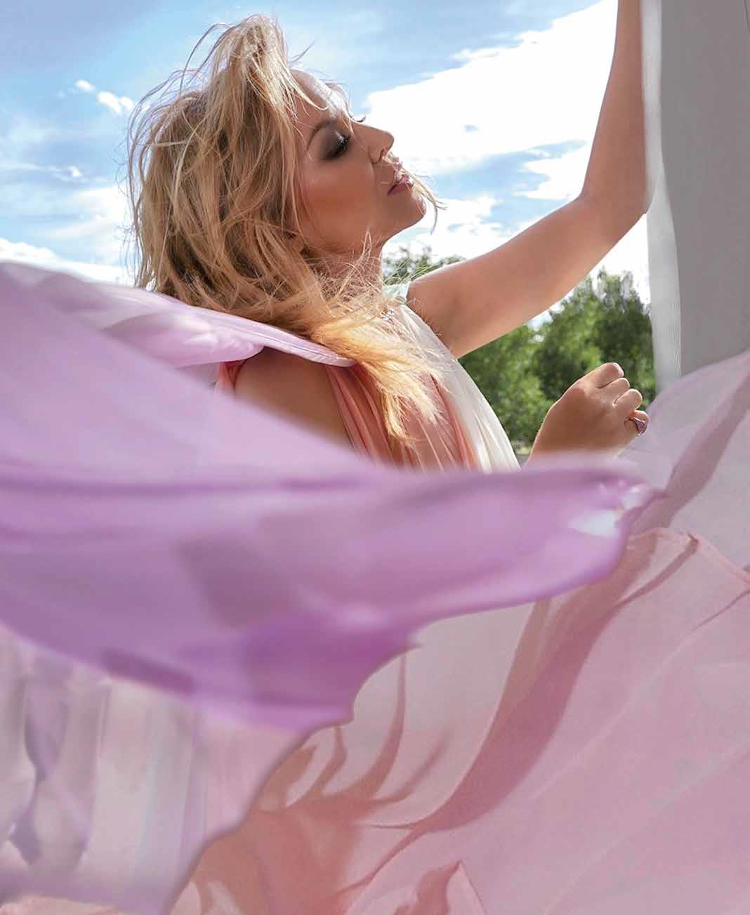 Kylie Wild Rose