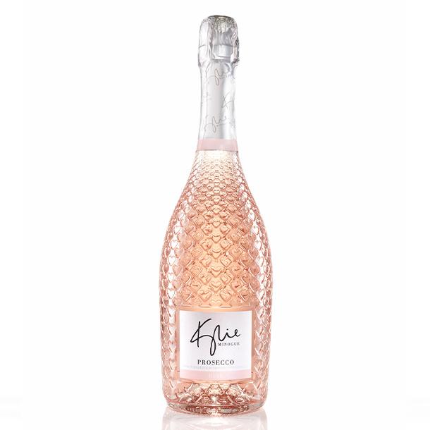 Kylie Minogue Sparkling Prosecco Rosé
