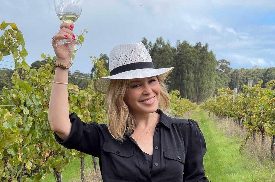 Kylie's wine memories