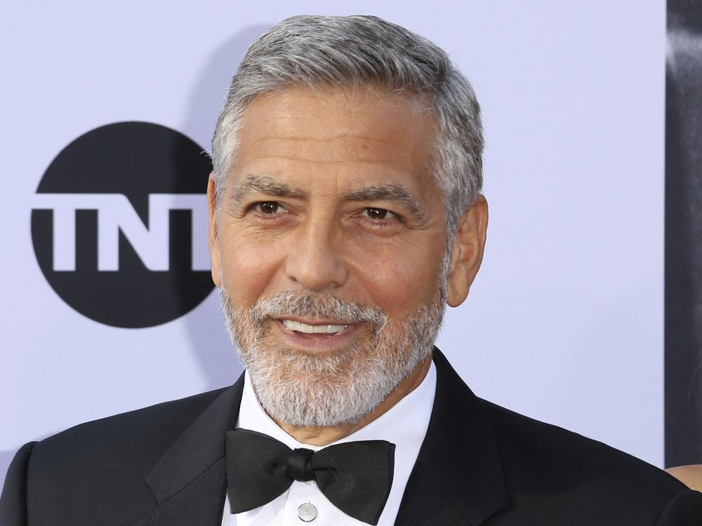 George Clooney Surpris...