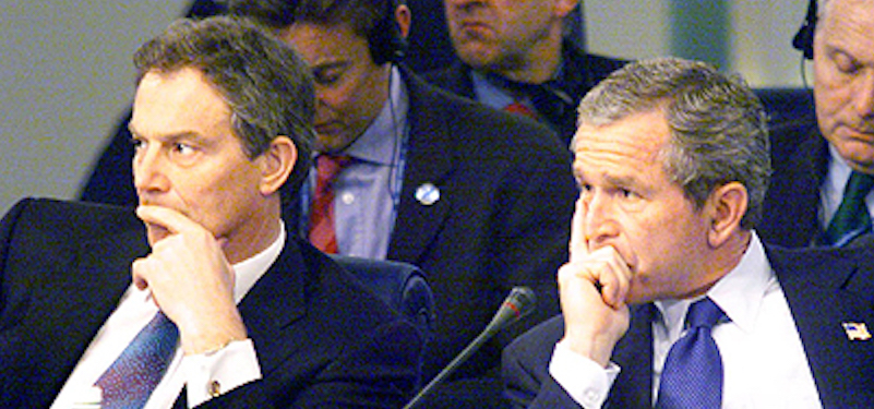 Blair failed Iraq, but his cabinet and our parliament failed us