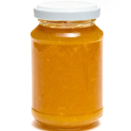 Jam isolated on white