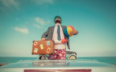 Is business travel any better than holidays?