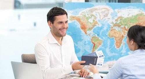 Tripeur Travel Desk