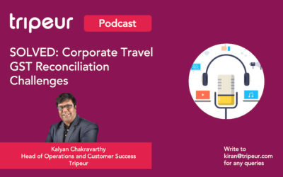 Solved: Corporate Travel GST Reconciliation Challenges