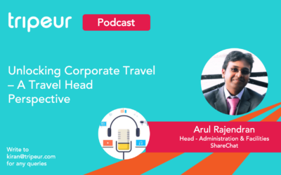 Unlocking Corporate Travel – A Travel Head Perspective