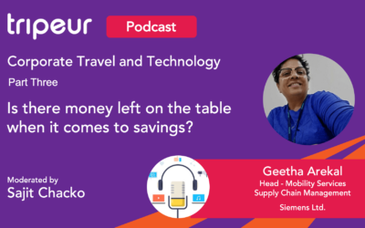 Data-driven Savings in Corporate Travel