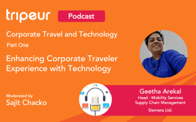 Corporate Traveler Experience and Technology