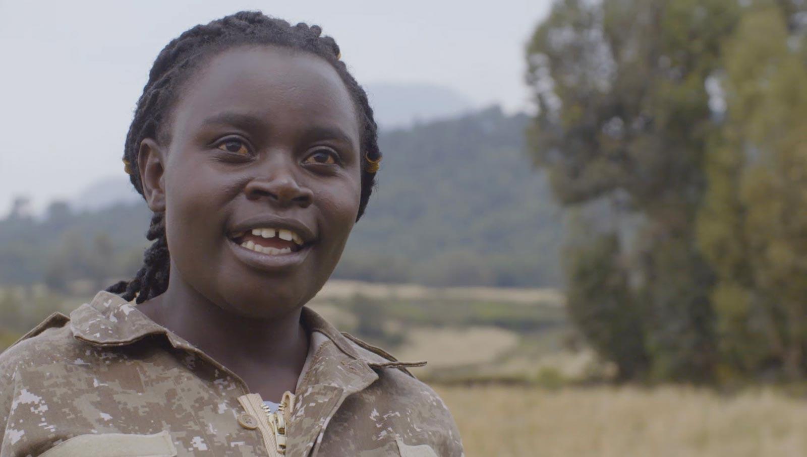 Rise of the Matriarch   Meet Gloria Asasira