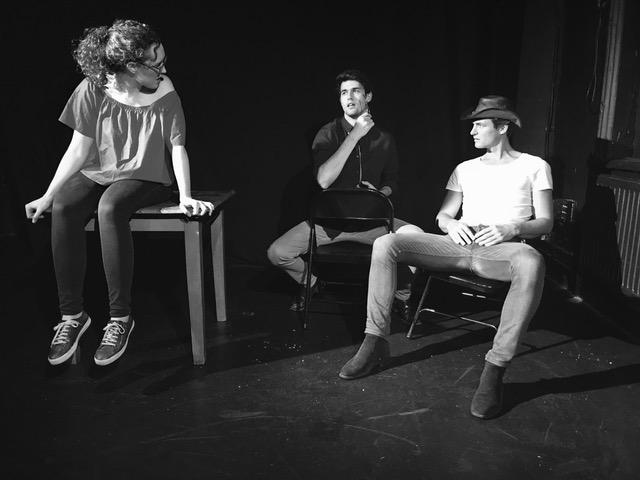 Theatre producer director sam Shepard