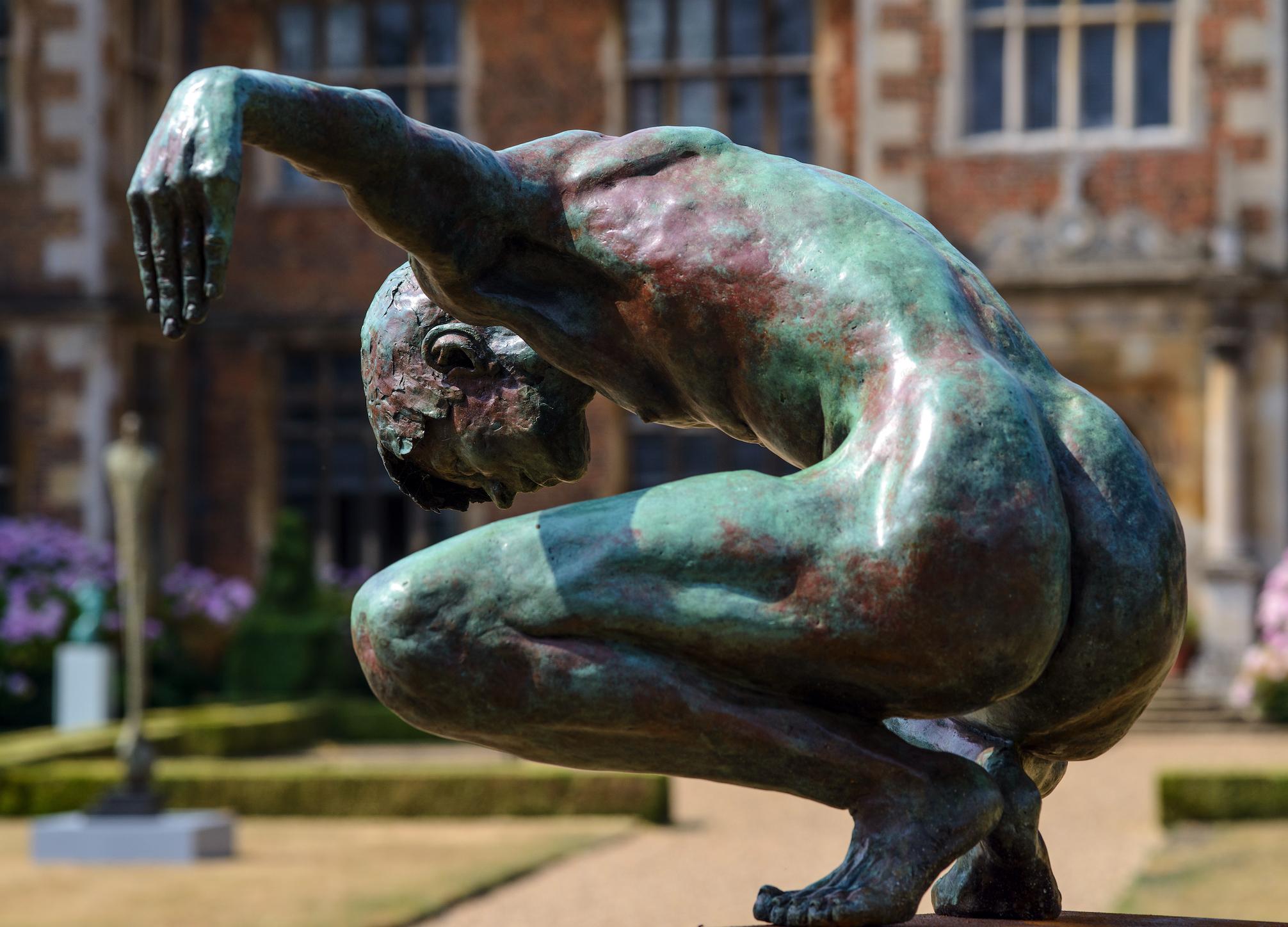 Sculpture Bonze artwork