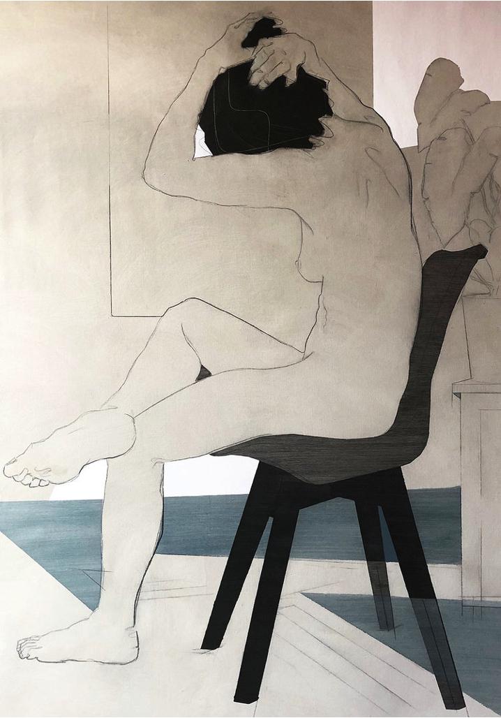 NEREID artwork by Nikoleta Sekulovic