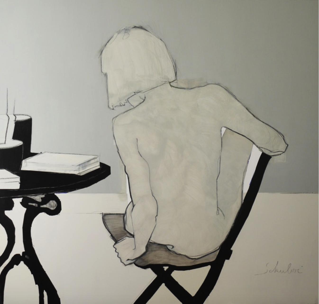 SANDRA artwork by Nikoleta Sekulovic