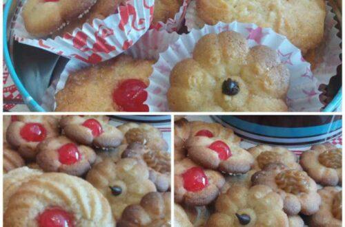galletas de mantequilla caseras para regalar